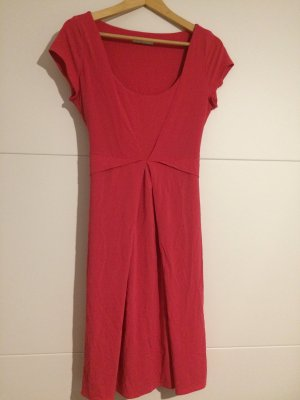 Pinkes Kleid von René Lezard