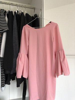 Zara Vestido de cóctel rosa