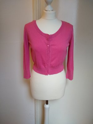 Elfenhaut Torera de punto rosa-rosa neón Algodón