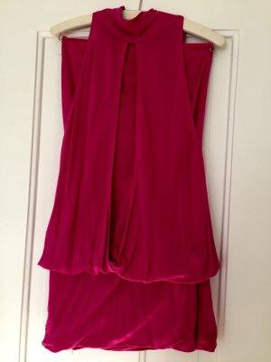 Pinkes Minikleid von Stefanel