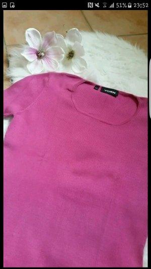 Pinkes Oberteil|Pullover langarm
