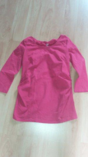 Pinkes Oberteil von H&M Mama Kollektion