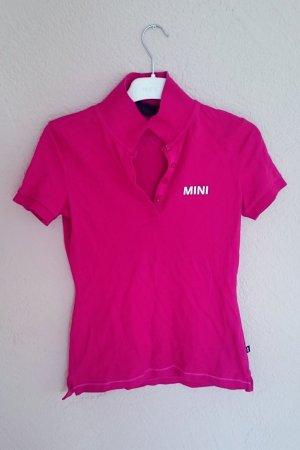 Pinkes Polo-Shirt von MINI