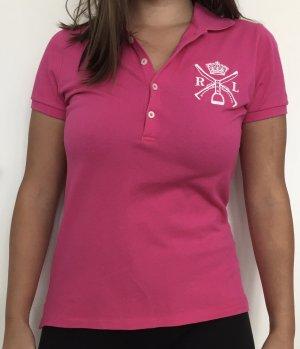 Pinkes Polohemd von Ralph Lauren