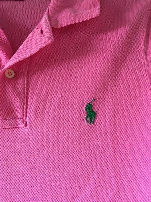 Pinkes Poloshirt von Ralph Lauren