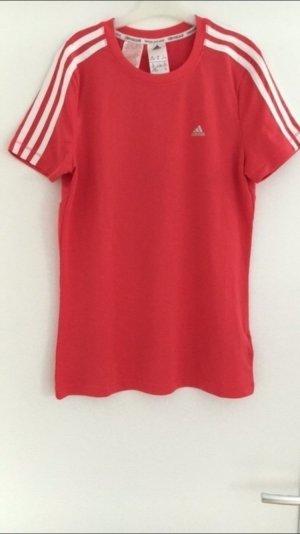 Pinkes /rosa Sport t-Shirt von Adidas