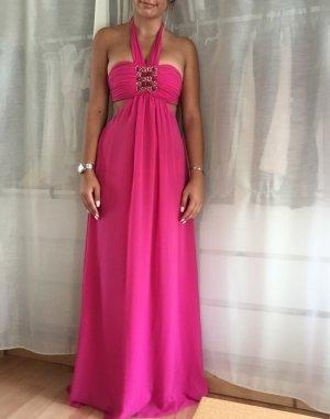 Pinkes rückenfreiesKleid