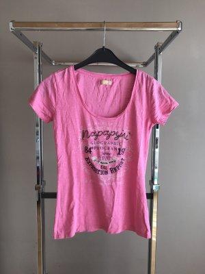 Pinkes Shirt