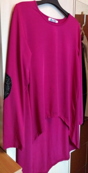Lesara Top extra-large magenta-rose