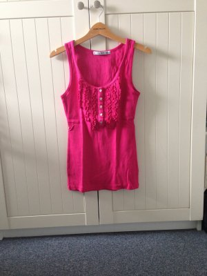 pinkes Sommer Top - The Sting