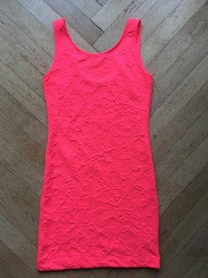 Pinkes Sommerkleid von H&M