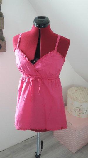 pinkes Sommertop von edc Gr. s