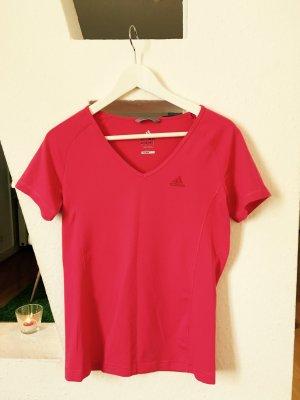 Pinkes Sport Shirt von Adidas