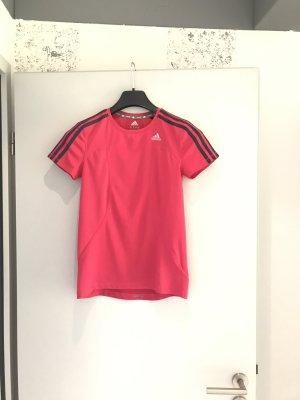Pinkes Sportshirt von Adidas