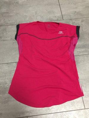Kalenji Sports Shirt black-pink