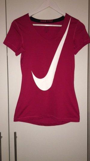 Pinkes Sportshirt von Nike