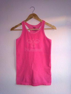 Hummel Sporttop roze