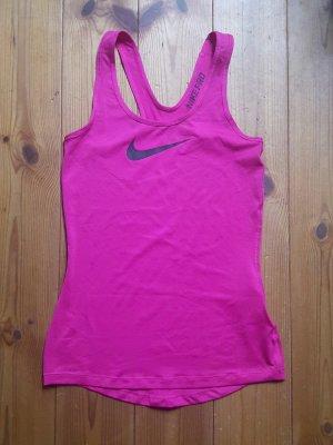Pinkes Sporttop von Nike