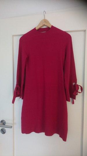 Pinkes Strickkleid von Orsay