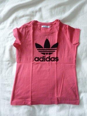 Pinkes T-Shirt von Adidas