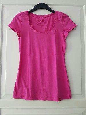 pinkes T-Shirt von edc