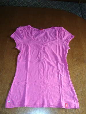 Pinkes T-Shirt von Esprit