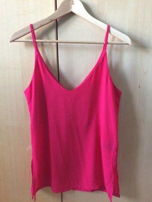 Pinkes Top für den Sommer