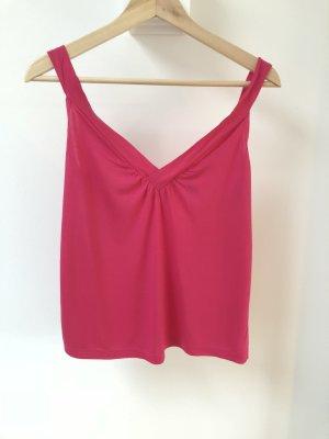 Pinkes Trägershirt