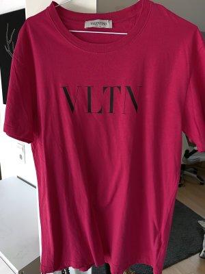 Pinkes Valentino Tshirt