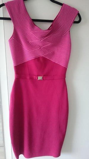 Pinkes Versace Slipdress