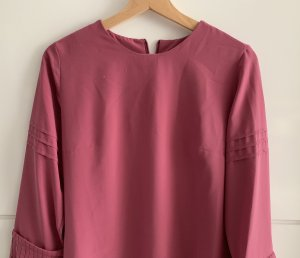 Anna Rita N Tunic Dress pink-violet polyester