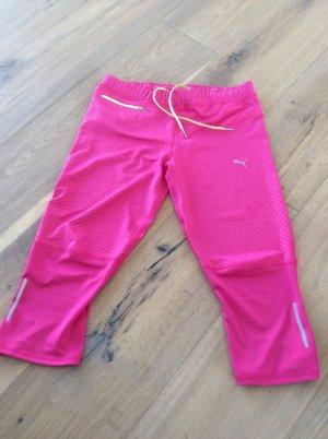 Pinkfarbene 3/4 Tight von Puma - Größe L