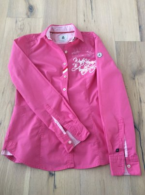 Pinkfarbene Bluse von Gaastra - Größe M
