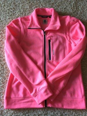 Pinkfarbene Fleece Jacke von Gaastra Größe XL