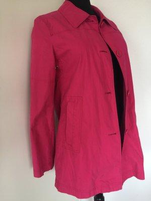 pinkfarbene Jacke - Trendfarbe für Frühling und Sommer 2017