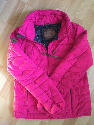 Pinkfarbene Jacke von Naketano Größe L
