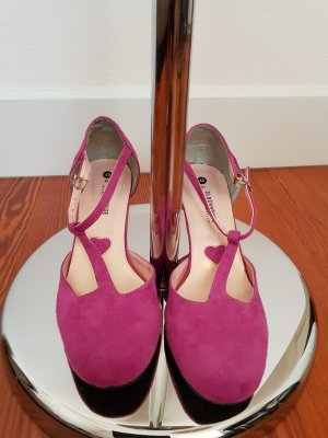 Clockhouse Mary Jane pumps roze