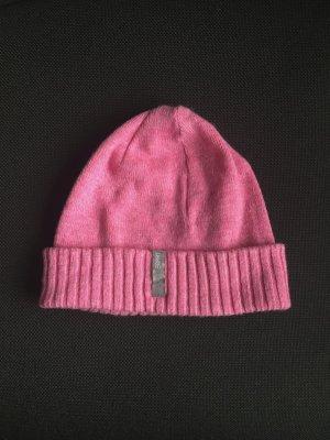 Esprit Knitted Hat pink-neon pink
