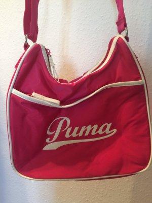Pinkfarbene Umhängetasche von Puma