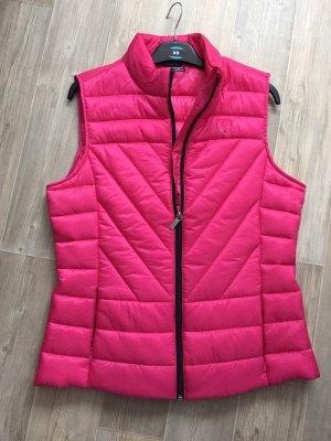 Pinkfarbene Weste von Tommy Hilfiger in Größe L