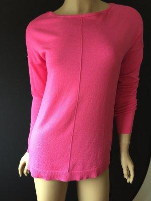 Pinkfarbener Pullover ungetragen