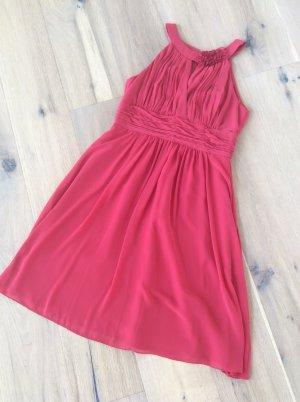 Pinkfarbenes Cocktailkleid - Größe 40