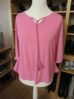 pinkfarbenes Hippie-Shirt Gr. 44 von Conleys