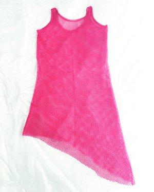 pinkfarbenes netzoberteil true vintage