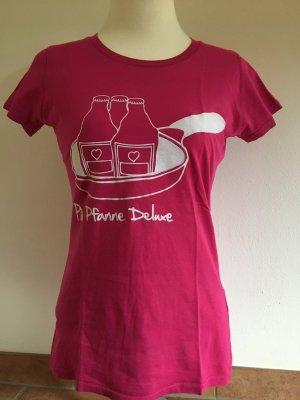 Pinkfarbenes Shirt von Elbstoff