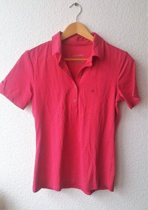 Pinkfarbenes Shirt von Schöffel Gr. 40