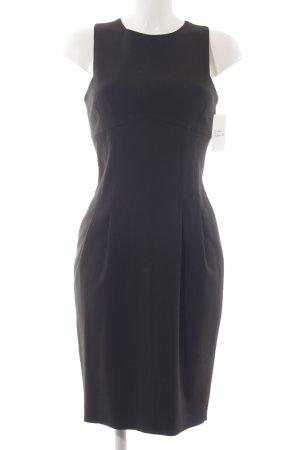 Pinko Abendkleid schwarz schlichter Stil