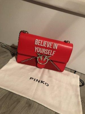 """Pinko """"Believe in yourself"""" Bag"""