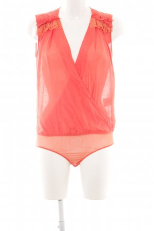 Pinko Blusen-Body hellorange Casual-Look