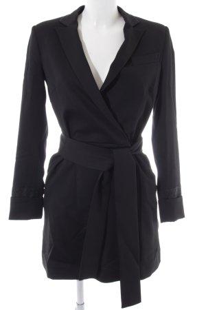 Pinko Blusenkleid schwarz Elegant